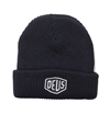 Deus - Shield Beanie - Navy