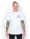 Deus - Venice Address Tee - White