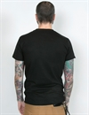 Deus - Shield Tee - Black