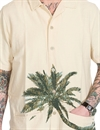 Dickies - Hawaiian Gardens Shirt - Ecru