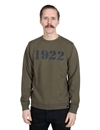 Dickies - Star City Sweater - Dark Olive