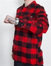 Dickies - Sacramento Flannel Shirt - Red