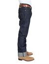 Eat Dust - Fit 63 Bootcut Raw Selvage Jeans