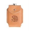 Eat Dust - Medicine Flask + Pouch - Natural