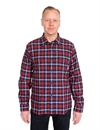 Eat Dust - Rider Flannel Shirt - Midnight Check