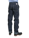 Eat Dust - Service Chino Painter Denim - Indigo Blue