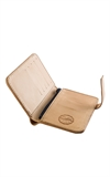 Eat Dust - Wallet Leather - Natural