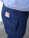 Eat Dust - Service Chino Royal Blue ABOB