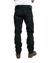 Edwin - ED-55 Relaxed White Listed Black Selvage - 13oz