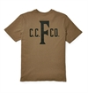 Filson- Outfitter Graphic T-Shirt - Tan