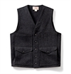 Filson - Cruiser Vest Mackinaw Wool - Charcoal