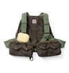 Filson - Foul Weather Fly Fishing Vest - Otter Green