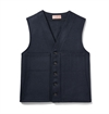 Filson - Mackinaw Wool Vest - Navy