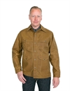 Filson - Tin Cloth Cruiser Jacket - Dark Tan