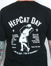Dickies X HepCat - HEPCAT DAY 2015 BY Roger Brinck - Black