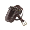 Flying Zacchinis - High Noon Shoulder/Waist Bag - Brown