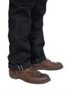 Indigofera - Clint Gunpowder Black Selvage Jeans - 14oz