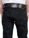 Indigofera - Nash Thunder - Black Selvage Jeans - 14oz