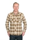 Indigofera - Dollard Cotton Flannel Shirt