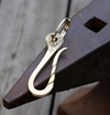 O.P Jewellery - Union Key Hook - Brass