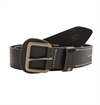 K.O.I - Big Belt - Black Leather