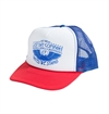 LDC - United Trucker Hat - Blue/Red/White
