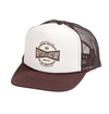 LDC X HepCat - For The Independent Trucker Cap - Tan/Brown