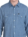 Lee - Army Shirt - Night Blue