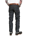 Lee - 101 S Regular Fit Raw Jeans - Dry Selvage Denim - 13 3/4Oz