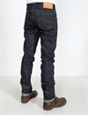 Lee - 101 RIDER RAW JEANS DRY SELVAGE Denim LH - 12oz