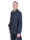 Levi´s Vintage Clothing - 1915 Sack Coat Rigid Indigo