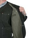 Levi´s Vintage Clothing - SACK COAT BLACK DENIM
