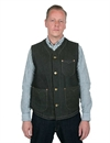 Levi´s Vintage Clothing - VEST BLACK DENIM