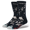 Stance X Eat Dust Collection - Acid Dust Socks