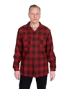 Pendleton - Board Shirt - Red/Burgundy Ombre