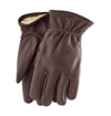Red Wing - Buckskin Leather Lined Glove - Brown