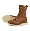 Red Wing Shoes Woman Style No 3427 8-inch Moc Toe - Oro Legacy Leather