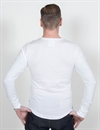 Resteröds - Original Grandpa Shirt - White