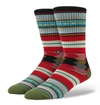 Stance - Guadalupe Black Classic Crew Socks