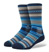 Stance - Guadalupe Blue Classic Crew Socks