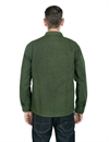 Tellason - Coverall Jacket Garment Dyed - Green 13oz